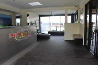 Paradise Jet Boating front office