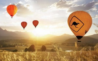 Hot Air Ballooning Discount Combo Deal